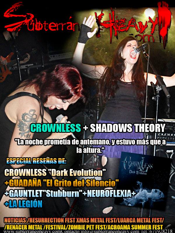 Portada semanal webzine numero 0162