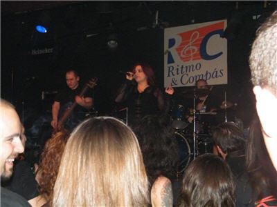 WICKED, CRISIS DE FE, WESTFALLENPARK y NIOBETH – Madrid – 18/03/09