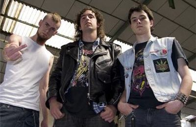 TOXIK SOCIETY – Living Thrasers, 2009