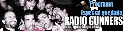 RADIO PISTOLAS Y ROSAS – Entrevista – 02/08/09
