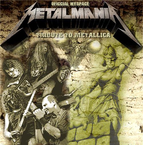 Próximos conciertos y gira X Aniversario de METALMANÍA (Tributo a Metallica)