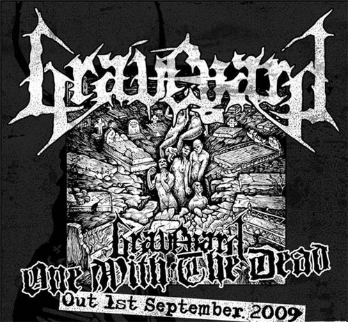 GRAVEYARD – One With The Dead, 2009.