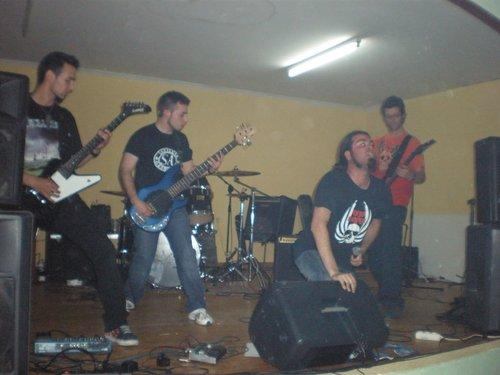 QUARANTINE – 40 Days in Hell (maqueta) – 2009