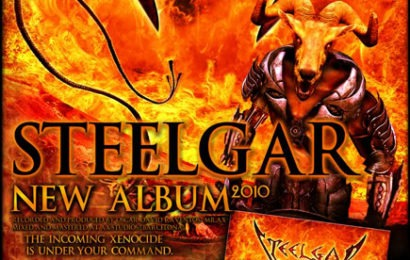STEELGAR – Xenocide, 2010