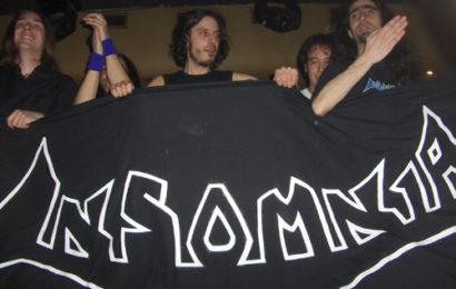 INSOMNIA + NIGHTFEAR + CICLÓN – Sala Excalibur – 19/02/10