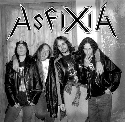 ASFIXIA – The World is Over – 2007