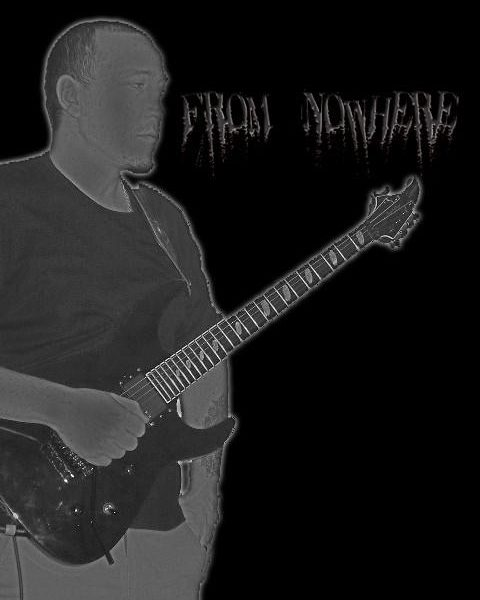 FROM NOWHERE – Agony – 2010