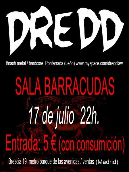 DREDD – Noticia