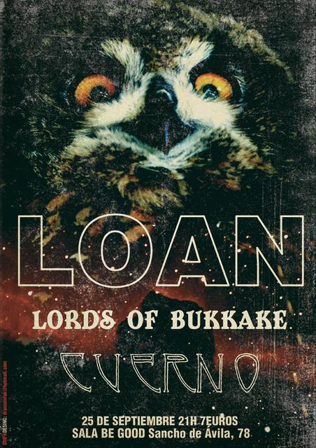 LORDS OF BUKKAKE – Entrevista – 29/08/10