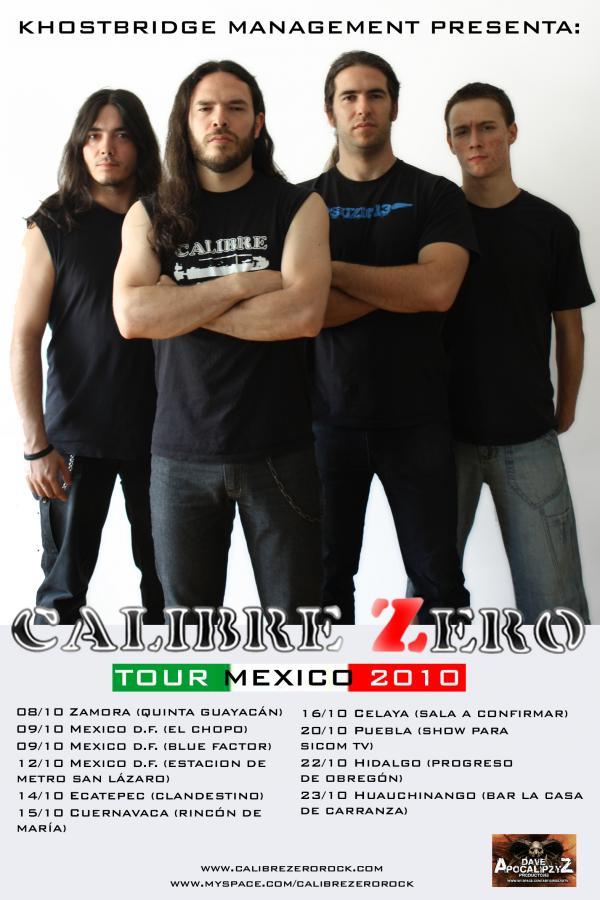 CALIBRE ZERO – En México