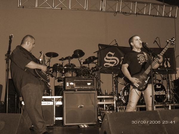 SACRISTIA – Muerte o Libertad, 2010