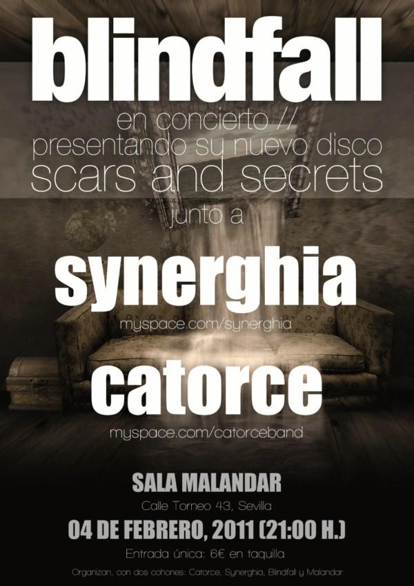 SYNERGHIA – Concierto