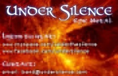 UNDER SILENCE – Memories Lost In Time, 2010