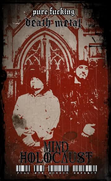 MIND HOLOCAUST: Full eye Horror Reflect, 2011