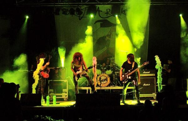 WILDHORSE – Night of Excess, 2010