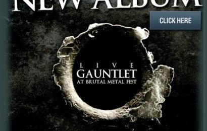 GAUNTLET – Live at Brutal Metal Fest, 2010