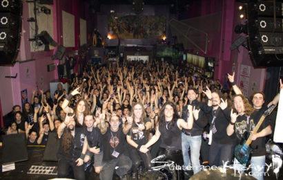 UNIDOS POR EL METAL – Madrid – 18/03/11