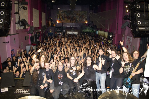 UNIDOS POR EL METAL – Madrid – 18/03/11
