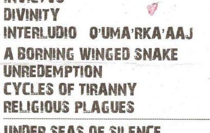Massacre Fest 2 – Murcia – 23/04/11