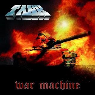 TANK (UK) – War Machine, 2010