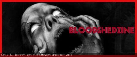Fanzine Bloodshed'zine #1