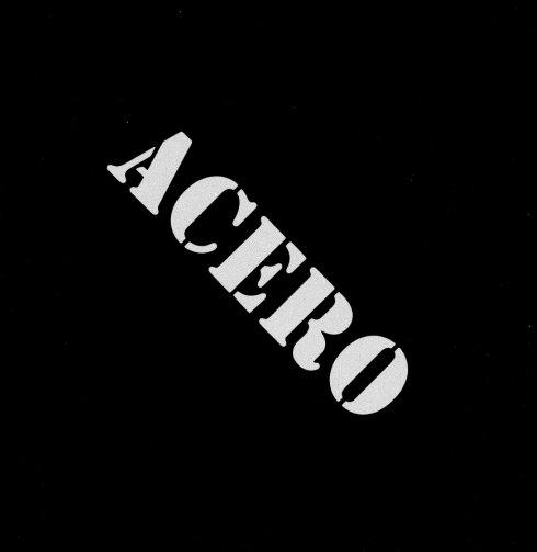 ACERO – Maxi Single, 1983