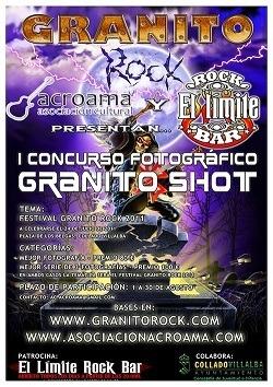 I concurso fotográfico GRANITOSHOT