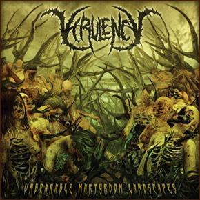 EP presentación de VIRULENCY