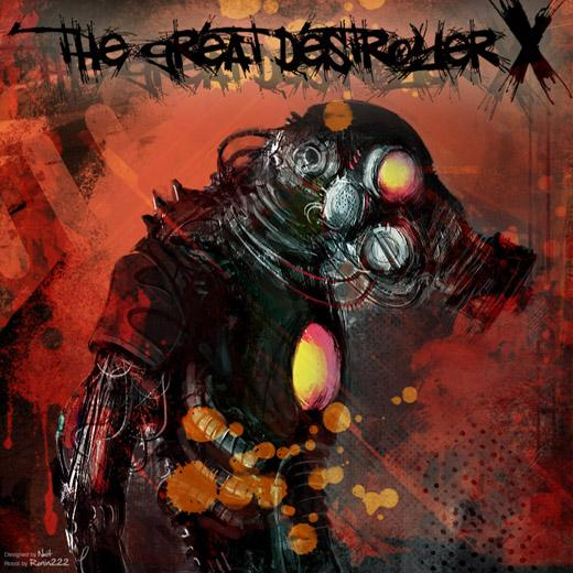 Concurso THE GREAT DESTROYER X