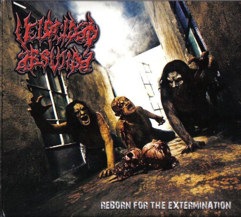 VELOCIDAD ABSURDA- Reborn for the extermination, 2011