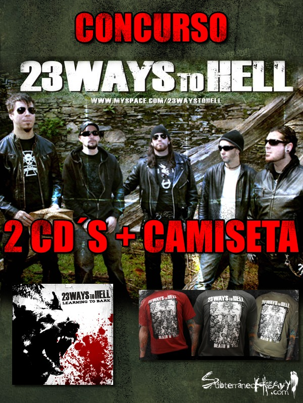 Concurso 23 WAYS TO HELL