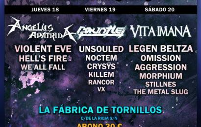 XTREME MÁS METAL FESTIVAL – Entrevista – 14/08/11