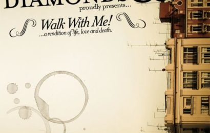 ZOMBIES AND DIAMONDS – Walk with me!, 2010