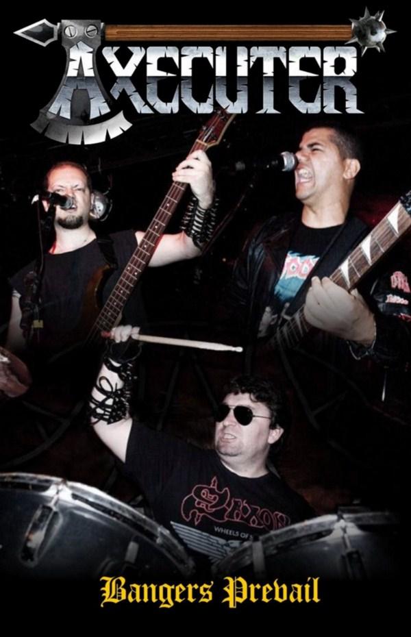 AXECUTER (BRA) – Bangers Prevail, 2011