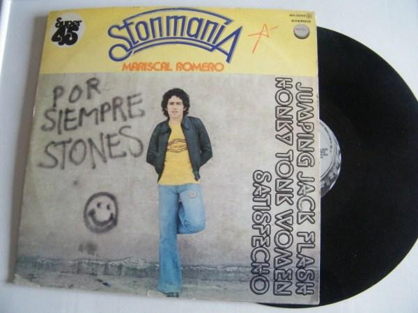 MARISCAL ROMERO – Stonemania, 1978