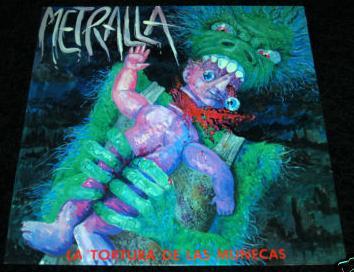 METRALLA – La Tortura de las Muñecas, 1991