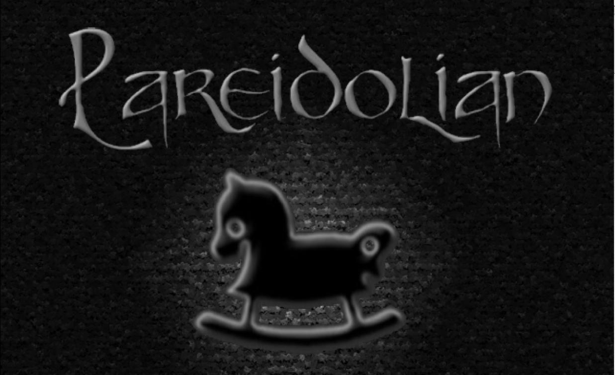 PAREIDOLIAN – Regrabación del álbum «Jardín de Ébano»
