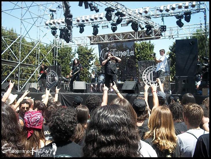 Cancelada la actuación de CENTINELA dentro del Euskal Metal Fest