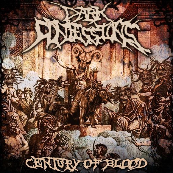 DARK CONFESSIONS- Centuries of blood, 2011