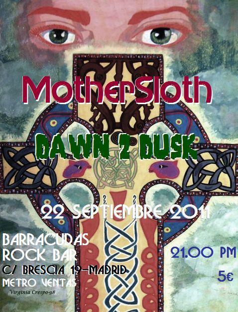 MOTHERSLOTH, en concierto 22 de septiembre