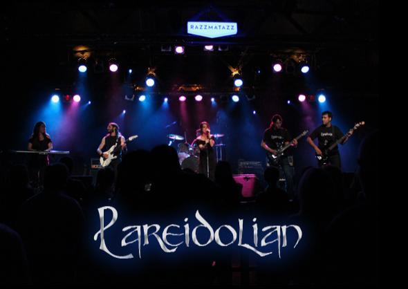 PAREIDOLIAN – Entrevista – 21/09/11