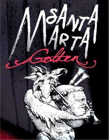 SANTA MARTA GOLDEN – Entrevista – 20/09/11