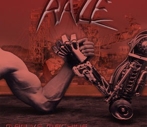 RAZE – Man vs Machine, 2011.
