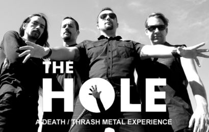 THE HOLE – The Scum Anthem, 2011.