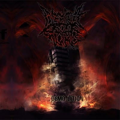 DIGGING YOUR TOMB – Demo(lition), 2011.