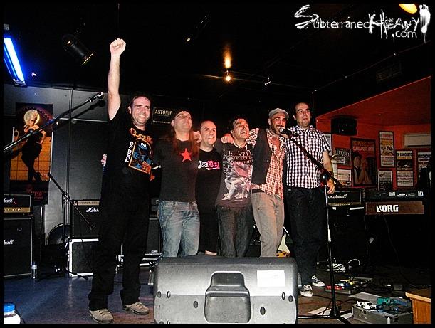 HUMO SAPIENS + ANOXIA71 – Guadalajara – 15/10/11