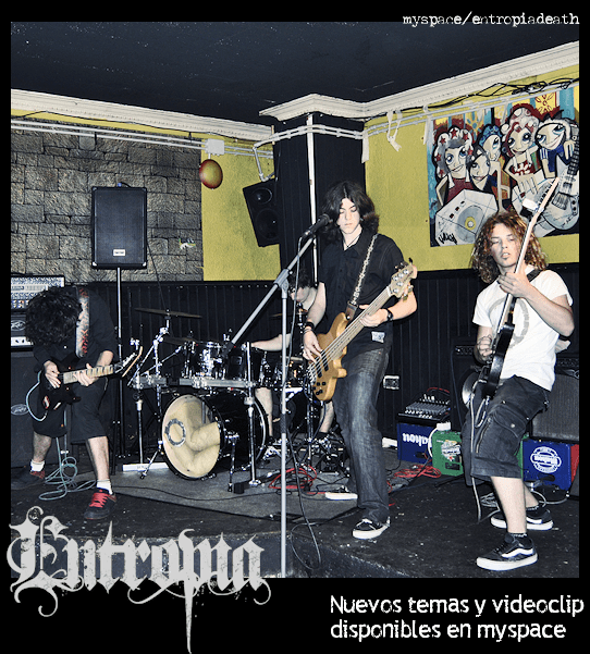 ENTROPIA – Opus Nigrum, 2011.