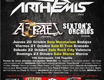 Metal Forces United Tour – Murcia – 23/10/11