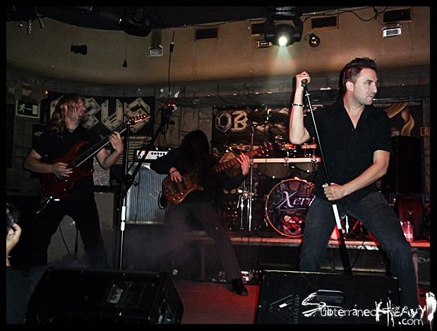 TALESIEN + XERU – Madrid – 22/10/2011