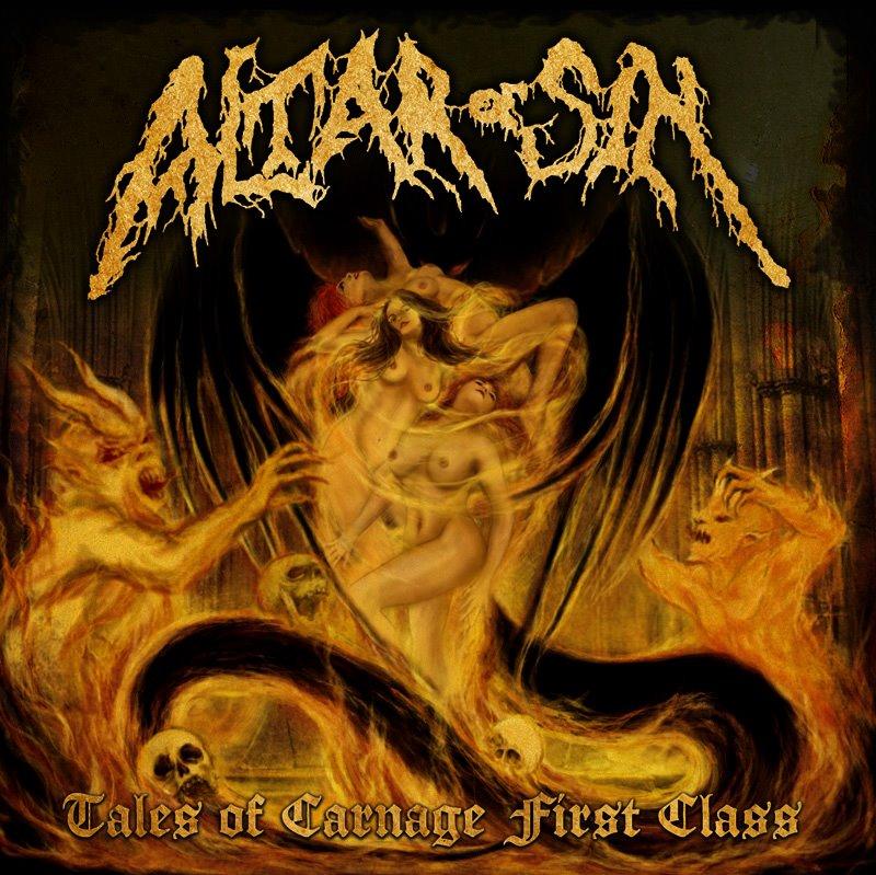 ALTAR OF SIN – Nuevo guitarrista y videoclip oficial